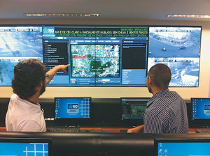Rio Operations Centre