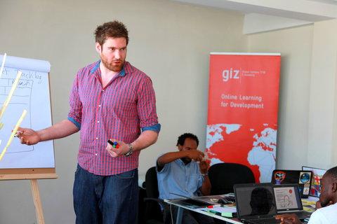 Hackathon © GIZ Liya Dejene