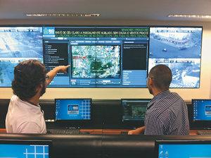 Rio Operations Centre
